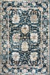 Product Image of Traditional / Oriental Navy (550) Area Rug