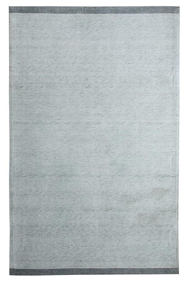 Silver, Grey (910) Solid Area Rug