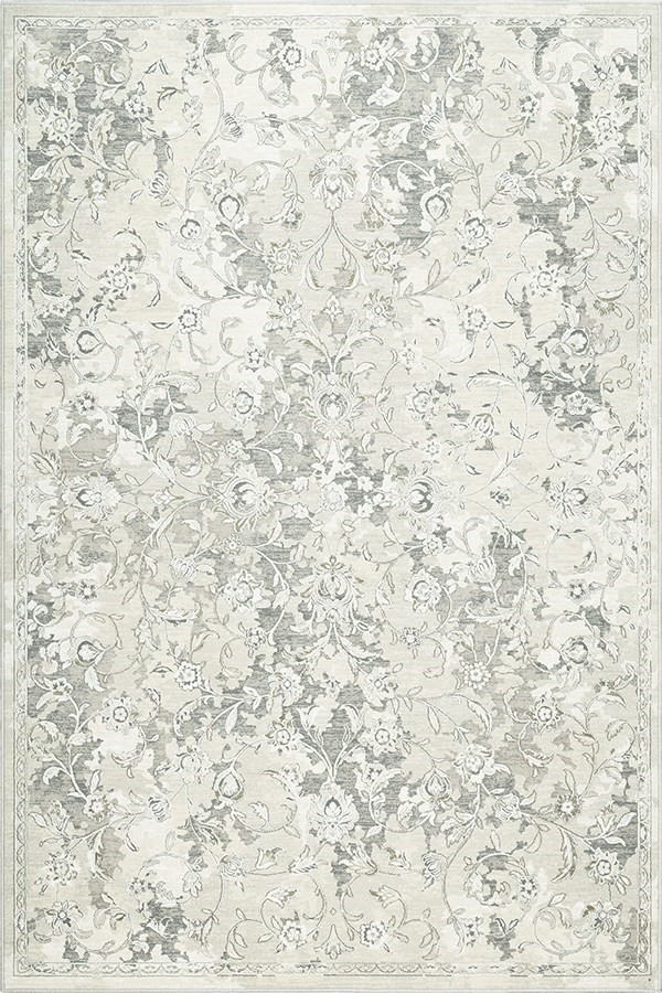 Beige, Taupe (6555) Vintage / Overdyed Area Rug