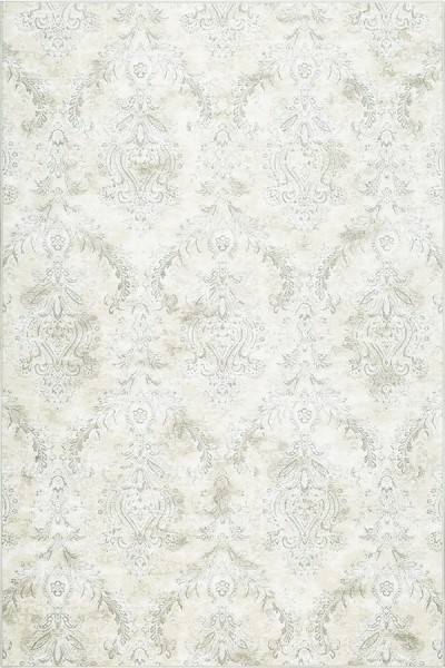 Beige, Taupe (6555) Traditional / Oriental Area Rug