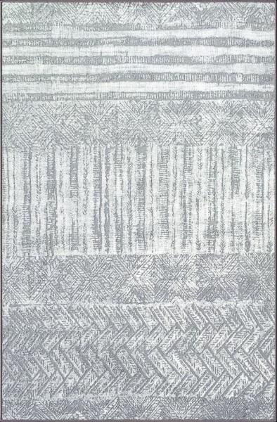 Ivory, Blue (6959) Transitional Area Rug