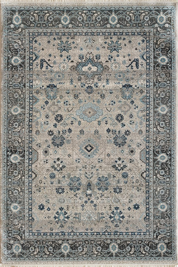 Beige (6881-110) Traditional / Oriental Area Rug