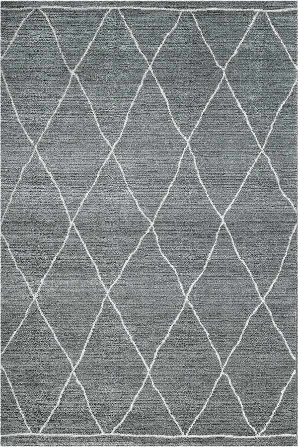 Grey, Ivory (4262) Casual Area Rug