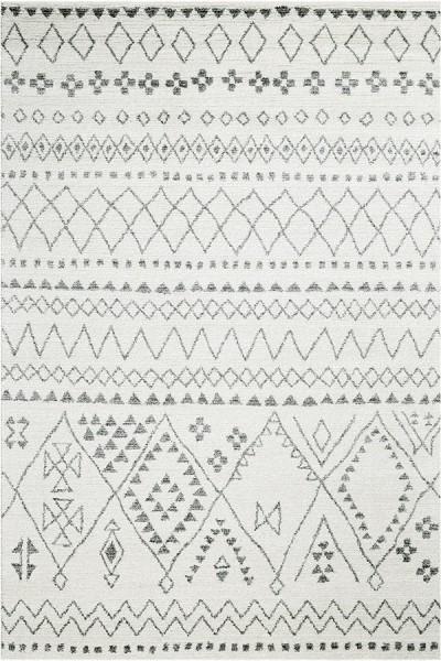 Ivory, Grey (6242) Southwestern / Lodge Area Rug
