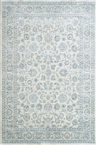 Cream (119) Traditional / Oriental Area Rug
