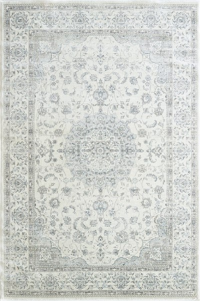 Cream (116) Traditional / Oriental Area Rug