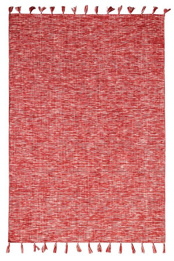 Red (300) Rustic / Farmhouse Area Rug