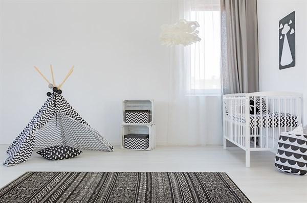 Grey (3034) Outdoor / Indoor Area Rug