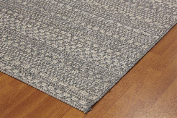 Light Grey (3036) Outdoor / Indoor Area Rug