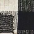 Product Image of Black, White Rustic / Farmhouse Area Rug