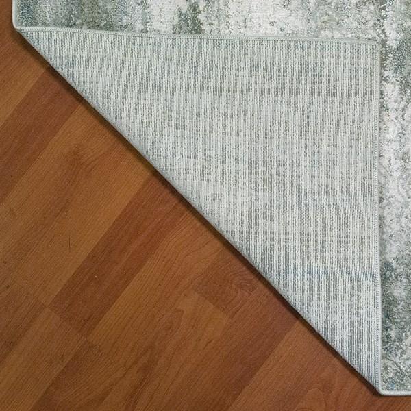 Ivory, Grey (190) Vintage / Overdyed Area Rug