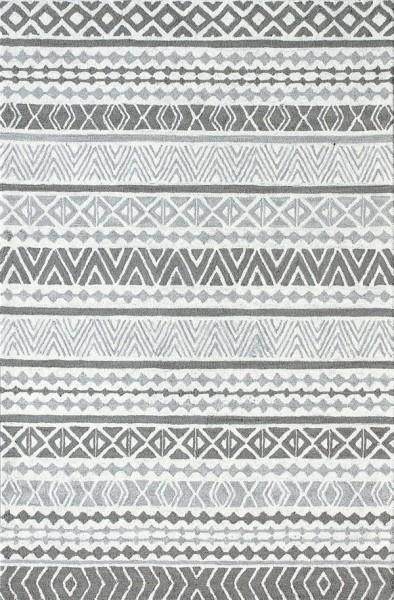 Grey (900) Southwestern Area Rug