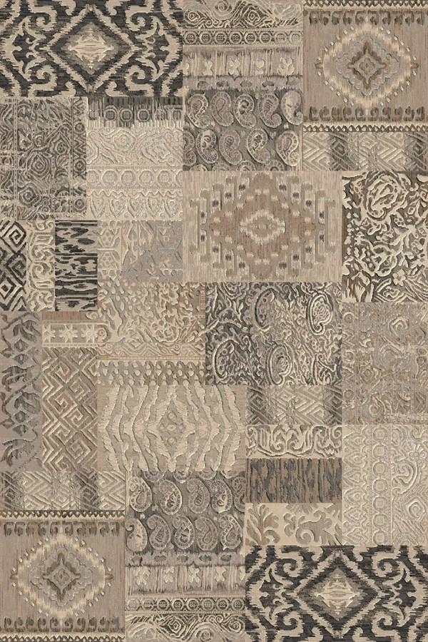 Ivory, Beige (3363) Transitional Area Rug