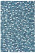 Product Image of Contemporary / Modern Aqua (1965-04) Area Rug