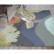 Product Image of Ocean (2257-04) Outdoor / Indoor Area Rug