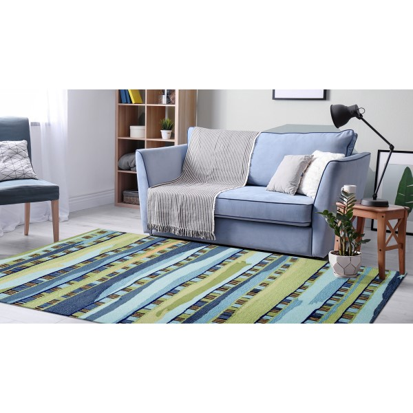 Cool (2262-06) Contemporary / Modern Area Rug
