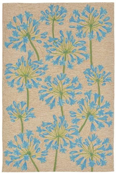 Bluebell (2273-03) Floral / Botanical Area Rug