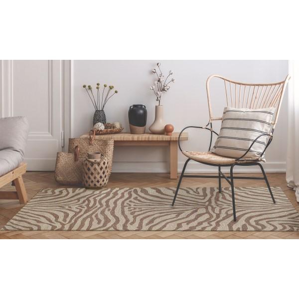 Brown (2033-19) Outdoor / Indoor Area Rug
