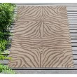 Product Image of Brown (2033-19) Contemporary / Modern Area Rug