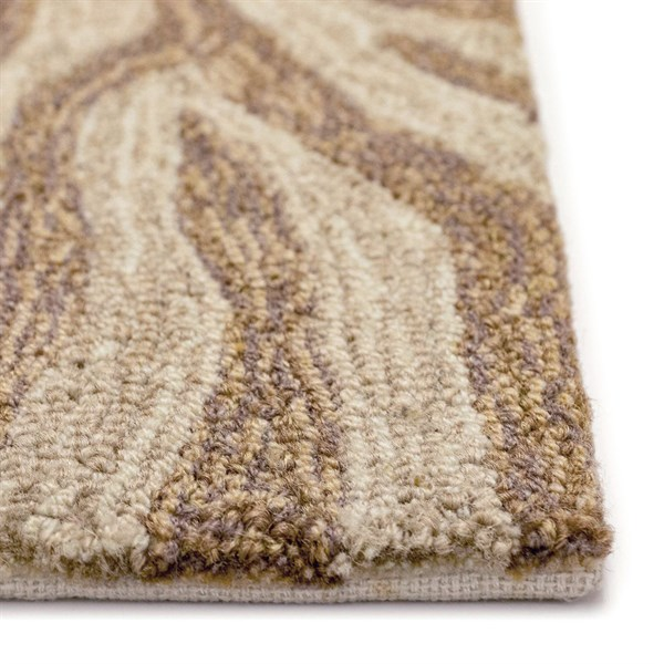 Brown (2033-19) Contemporary / Modern Area Rug