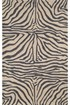 Product Image of Contemporary / Modern Black (2033-48) Area Rug