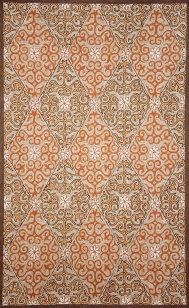 Coral (1943-17) Transitional Area Rug