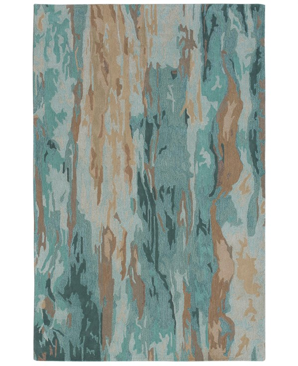 Patina (9144-06) Abstract Area Rug