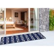 Product Image of Navy, White (1664-33) Outdoor / Indoor Area Rug