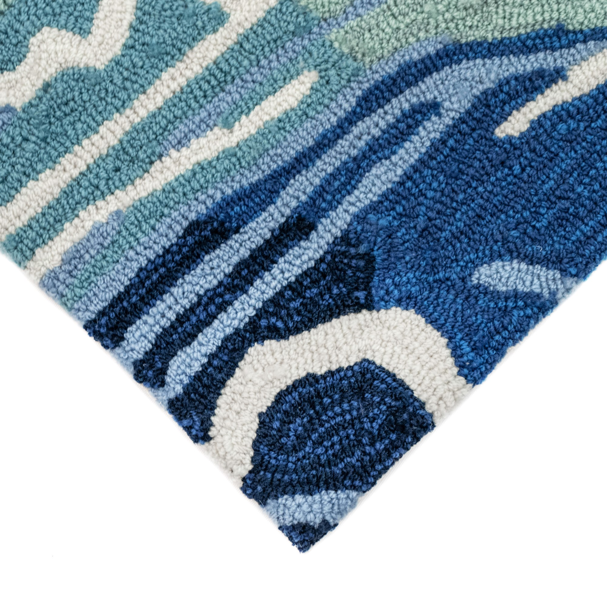Liora Manne Capri Jelly Fish Rugs Rugs Direct