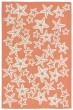 Product Image of Beach / Nautical Coral (1667-18) Area Rug