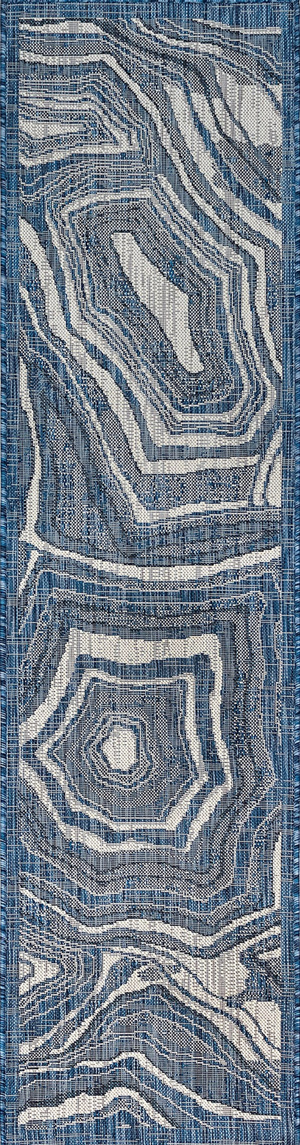 Navy (33) Outdoor / Indoor Area Rug
