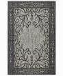 Product Image of Outdoor / Indoor Black Area Rug