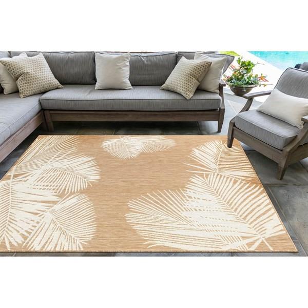 Sand (12) Outdoor / Indoor Area Rug