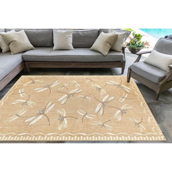 Sand (22) Outdoor / Indoor Area Rug