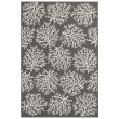 Product Image of Outdoor / Indoor Grey, Ivory (97) Area Rug