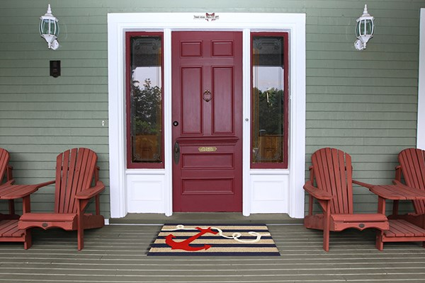 Navy (1400-33) Outdoor / Indoor Area Rug