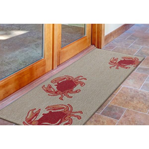 Natural (1404-12) Outdoor / Indoor Area Rug
