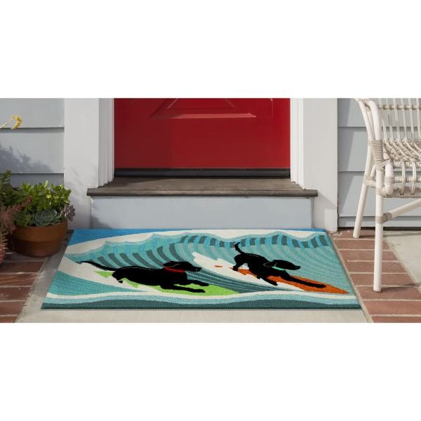 Ocean (1473-04) Outdoor / Indoor Area Rug