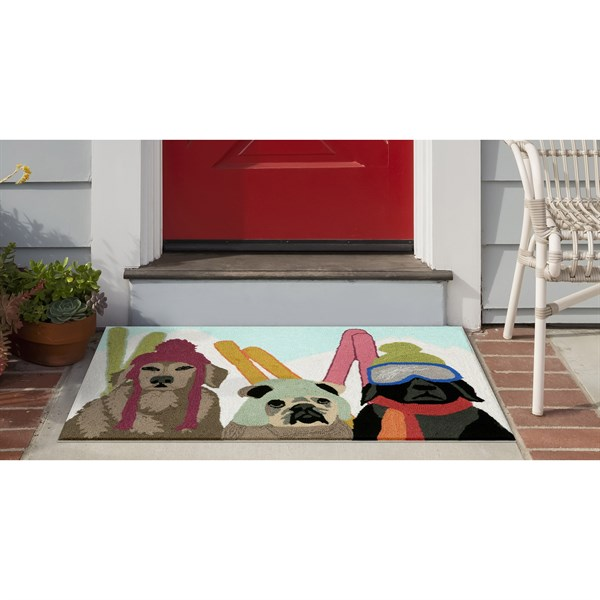 Neutral (1495-44) Outdoor / Indoor Area Rug