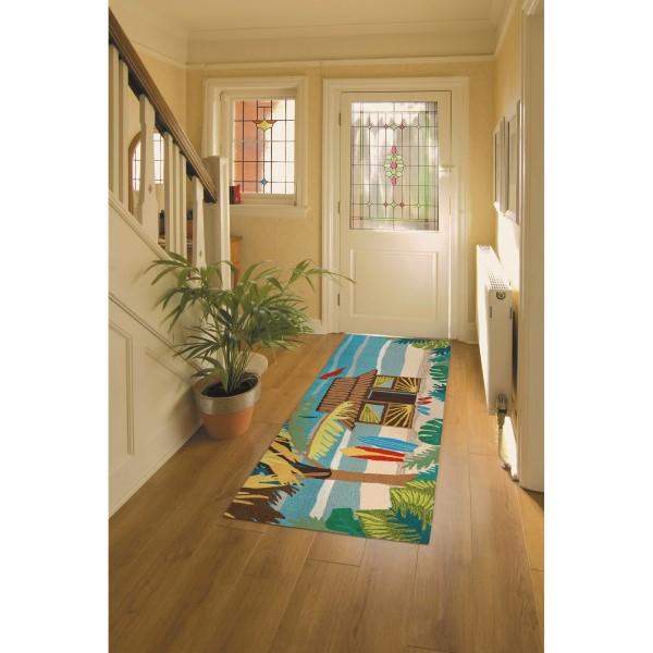 Blue (1536-44) Outdoor / Indoor Area Rug