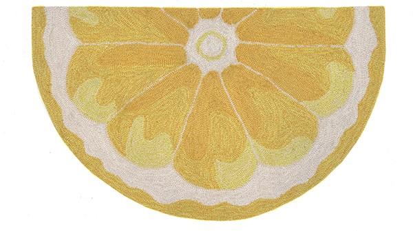 Yellow (1556-09) Outdoor / Indoor Area Rug