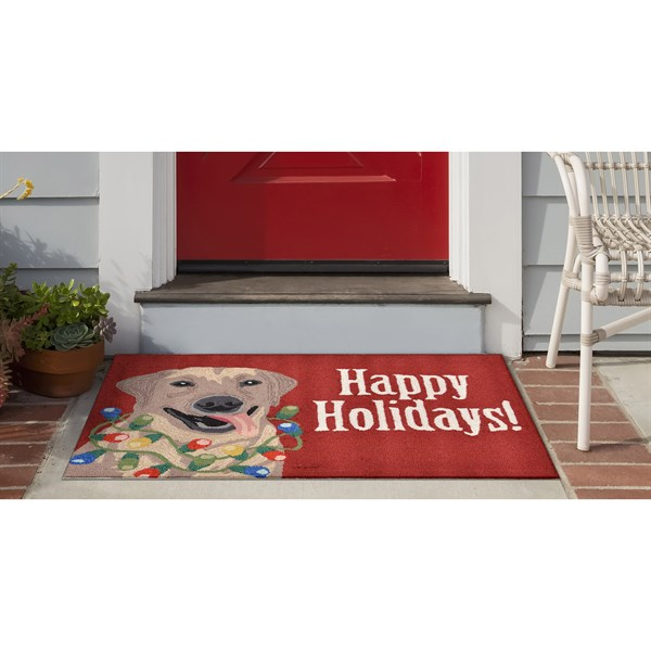 Red (1561-24) Outdoor / Indoor Area Rug
