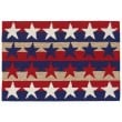 Product Image of Red, White, Blue (1804-14) Outdoor / Indoor Area Rug