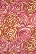 Product Image of Pink (8106-18) Contemporary / Modern Area Rug