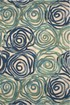Product Image of Blue (8106-22) Contemporary / Modern Area Rug