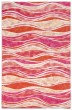 Product Image of Contemporary / Modern Pink (3126-37) Area Rug