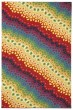 Product Image of Red (4127-44) Contemporary / Modern Area Rug