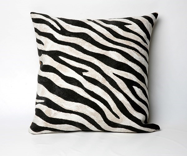 Black, Beige, White (3043-48) Outdoor / Indoor pillow