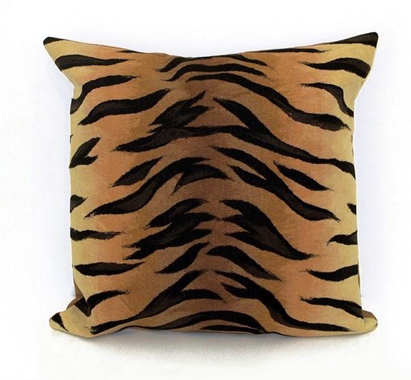 Brown, Black (4085-19) Outdoor / Indoor pillow
