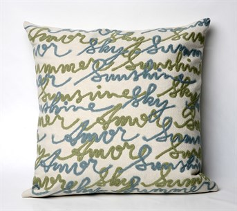 Visions II Pillows Amour pillow
